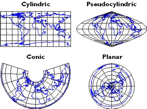map projection definition 2 3 what are map projections geog 160 mapping our changing world