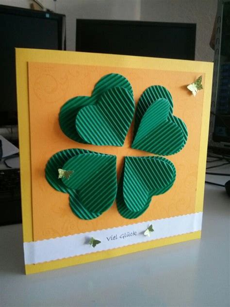 Handmade Luck Cards - 61 best cards luck images on luck