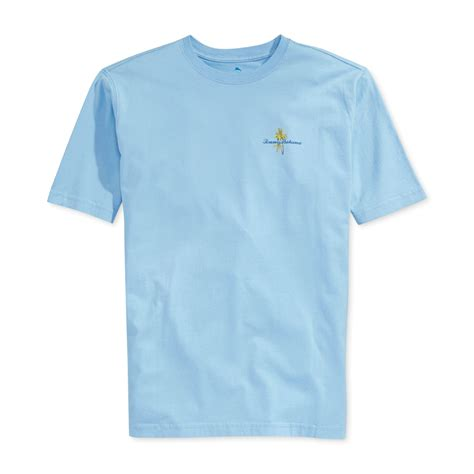 bahama shirts bahama floating tshirt in blue for lyst