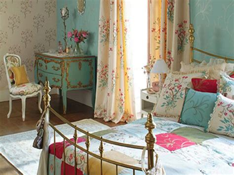 vintage bedroom curtains modern vintage bedroom serves both of vintage and modern style