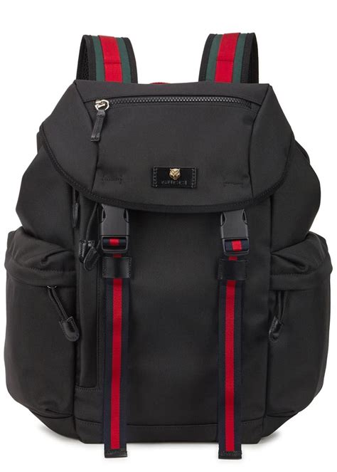 Jual Tas Gucci Techno Canvas Backpack For Pin Bb 525d2a10 gucci black canvas backpack absolut bolsos black canvas canvas backpack and gucci