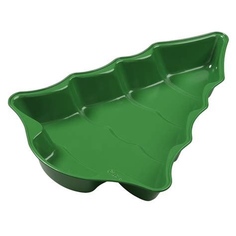 wilton christmas tree bake pan