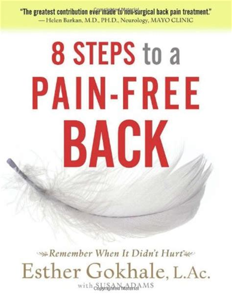 8 Steps To A Pain Free Back Natural Posture Solutions For Pain | 8 steps to a pain free back natural posture solutions for