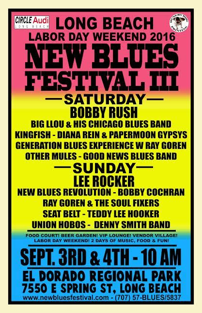 new blues songs the new blues festival iii in long beach ca sept 3rd