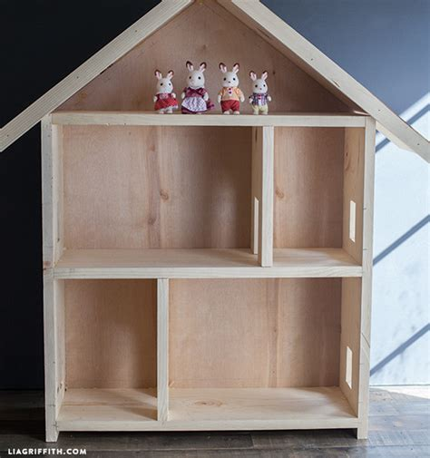 how to make your own doll house give a home make your own dollhouse lia griffith