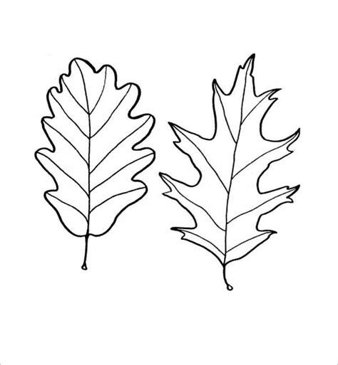 leaf template     sample templates
