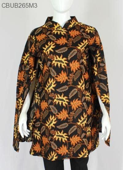 Blus Batik Atasan Batik atasan blus batik nagita blus lengan pendek murah
