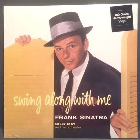 frank sinatra come swing with me frank sinatra swing along with me vinyl lp album at
