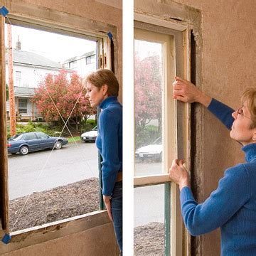 how to install replacement windows in a house installing an insert replacement window how to replace house windows diy advice
