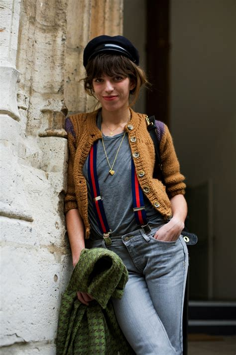 Lou Doillon Style by On The Lou Doillon 171 The Sartorialist