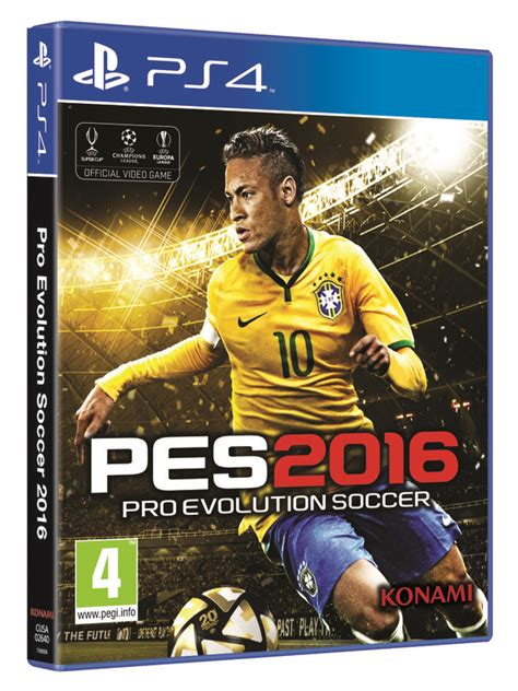 pes 2016 ps4 by gameland pes 2016 release date announced out one week before fifa