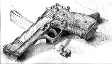 Pragathish Ed Bullets Of Love Cool Drawings Of Shooting 2