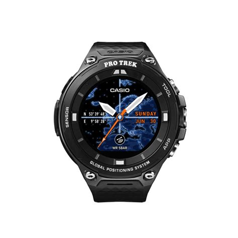 casio protek casio pro trek smart wsd f20 your hub