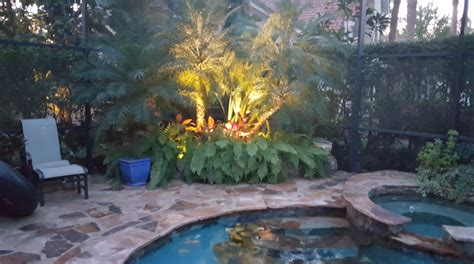 orlando landscape lighting photos orlando landscape lighting orlando outdoor
