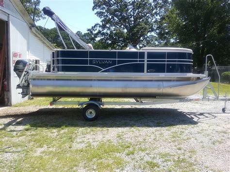 pontoon boats for sale near lake gaston sylvan mirage 818crs 2016 for sale for 16 250 boats
