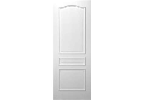 Clearance Interior Doors 3cprms 3 Panel Square Top Colonial Arched Top Panel White Primed W Raised Moulding 1 3 4