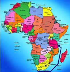 map of the day africa south africa the day in images the obama diary