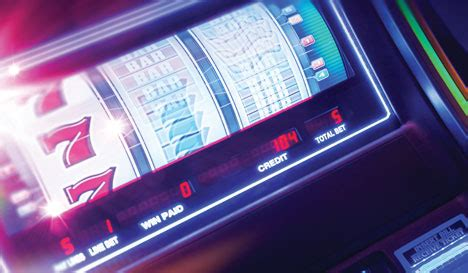 slot machines video poker lauberge casino resort lake