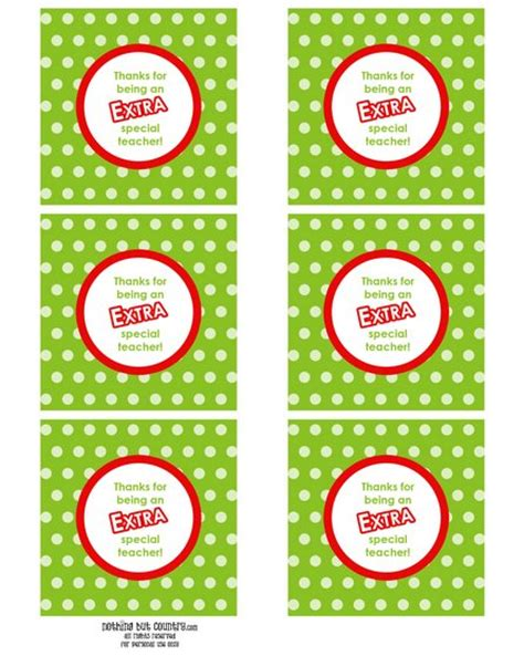 extra gum printable gift tags gum tags thanks for being an quot extra quot special teacher