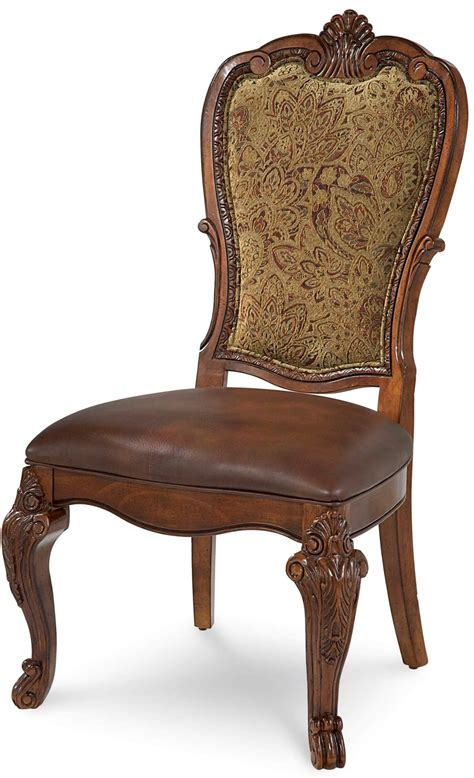 world upholstered dining chairs a r t furniture world upholstered dining side chair