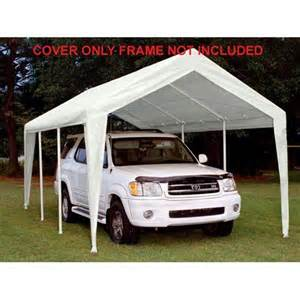Car Cover Tent Walmart King Canopy Titan 10 X 20 Ft Canopy Replacement Cover