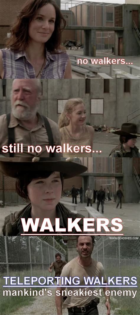 The Walking Dead Memes - get out of here carl the twd memes lols thread page 7