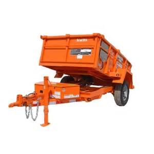 home depot trailer rental dump trailer rental compact power equipment rental