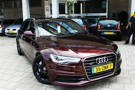 Car Audi A6 by Audi A6 Car Wrap