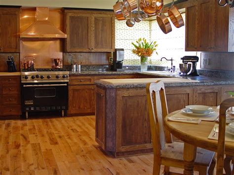 Hardwood Kitchen Floor by Kitchen Flooring Essentials Hgtv