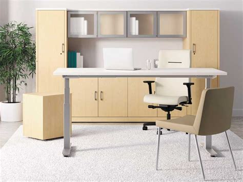 adjustable home office desk buy adjustable height desk for your home office