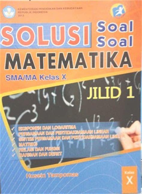 jawaban pembahasan soal buku matematika kurikulum 2013 sma jawaban pembahasan soal buku matematika kurikulum 2013 sma