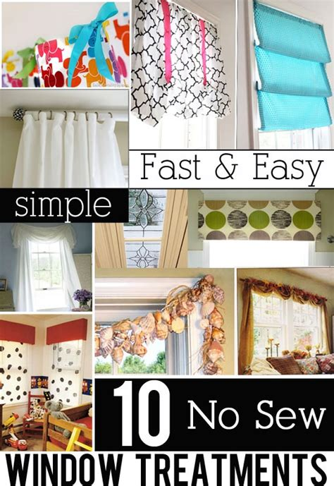 Window Coverings Valances No Sew Window Treatments Featured In Magazine