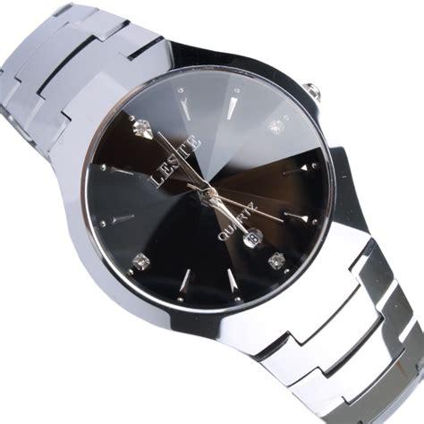 tungsten watches genuine leste leicester tungsten steel watch men watch