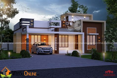 modern home design single floor 2017 of floor cabin house 1486 square feet single floor contemporary home design