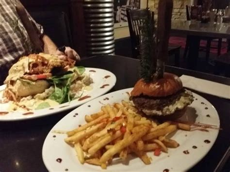 hash house a go go reno hh burger and sage fried eggs benedict picture of hash house a go go harrah s