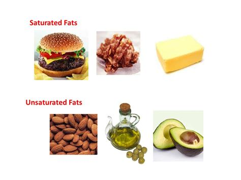 healthy fats saturated or unsaturated ch 5 3 lipids objectives ppt