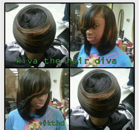 bang wraps with weave pinterest the world s catalog of ideas