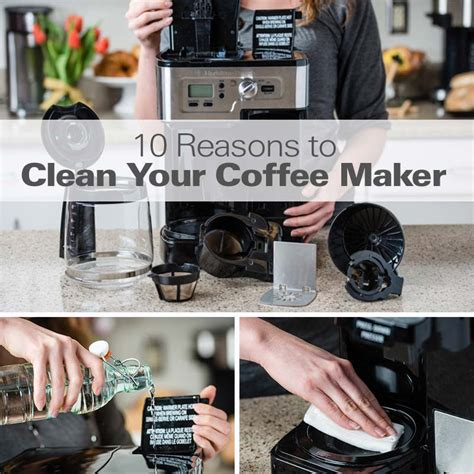 HOW TO CLEAN CALCIUM BUILDUP IN COFFEE MAKER   Coffee Maker Cleaner Should You Clean Your Coffee