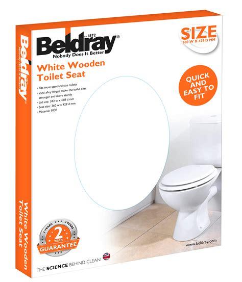 18 toilet seat beldray la032355 18 mdf toilet seat beldray