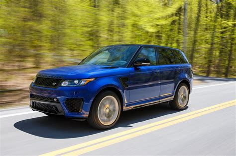 range rover sport 2015 2015 land rover range rover sport svr first drive review