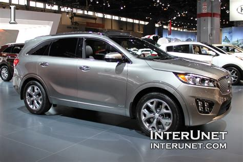 Kia 3 Row Suv Suvs With Third Row Seating And Awd System To Shop For In