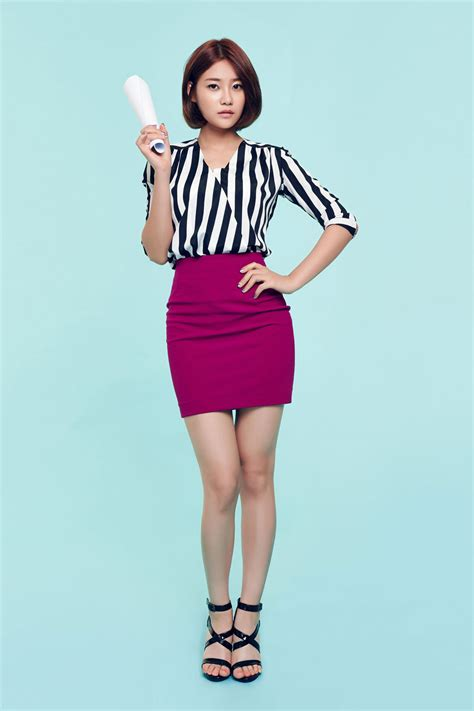 kpop aoa short hair