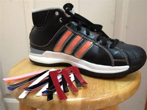 shoes that change color adidas pro model color change stripes sneakers black