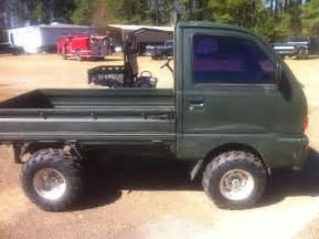Mitsubishi 4x4 Mini Truck 1992 Mitsubishi Mini Truck 4x4 Golf Cart Utv For Sale In