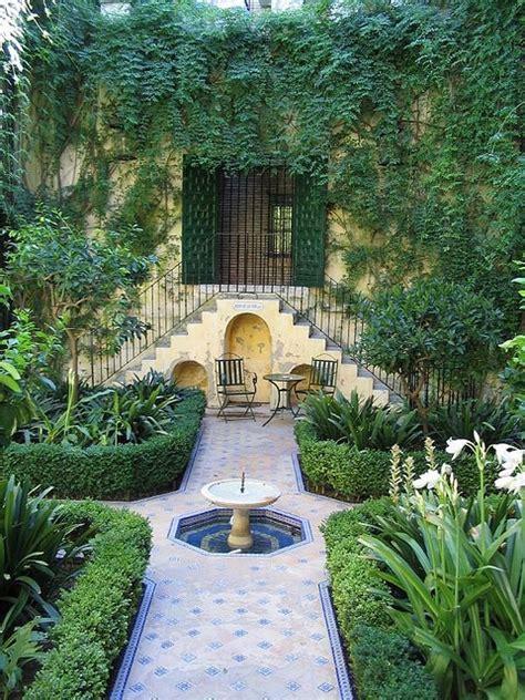 Spain Gardens by 25 Best Ideas About Garden On