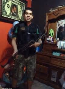 gulf cartel mexico s gulf cartel hitmen shown in pictures to be just