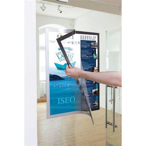 poster ufficio cornici duraframe poster durable 70x100 cm argento