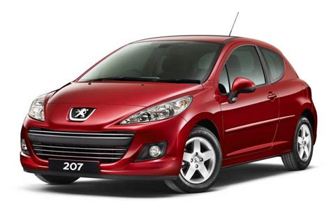 peugeot cars 2012 peugeot 207 2010 2012 used car review review car
