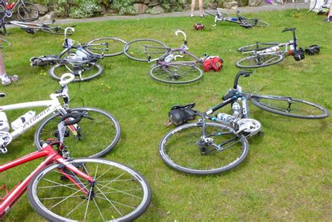 reclining bikes great weston ride 2012 the cycling mayor
