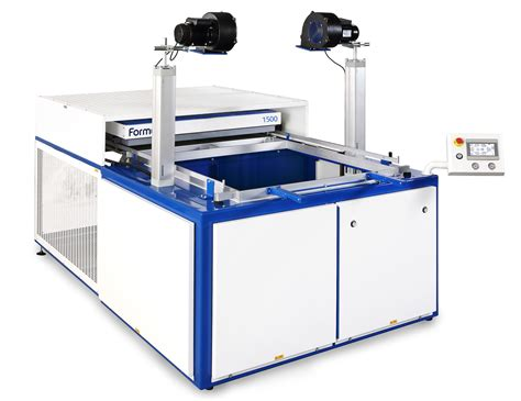 formech 1500 semi automatic vacuum forming machine - Vacuum Forming Machine